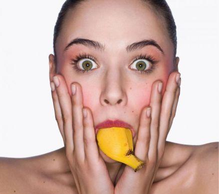 Image result for blow job banana